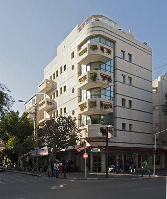 Отель Dizengoff Suites Hotel
