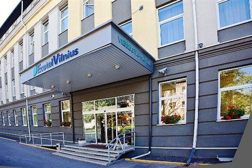 Отзывы об отеле Ecotel Вильнюс