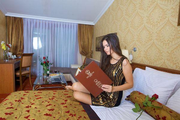Grand Hilarium Hotel цены