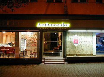 Отзывы об отеле Ambassador