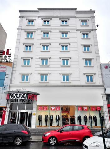 Отзывы об отеле Hotel Osaka Airport, Стамбул