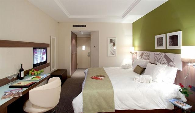 Отзывы об отеле Leonardo City Tower Hotel, Тель-Авив
