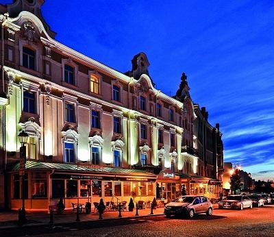 Отзывы о гостинице Radisson Blu Royal Astorija, Вильнюс