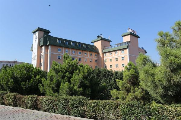 The Green Park Hotel Merter фото